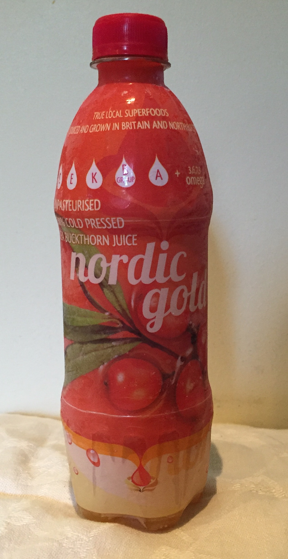 Cold Pressed SeaBuckthorn Juice